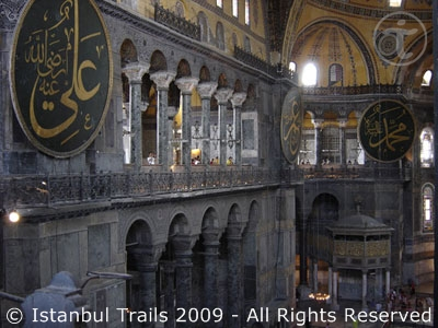 Video of the Haghia Sophia, Istanbul, Turkey