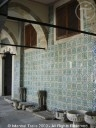 Courtyard of the valide sultan in the Harem of Topkapi Palace, Istanbul, Turkey