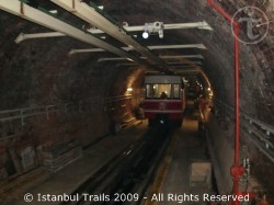 The actual construction of Istanbul's Tünel started on 30 June 1871.