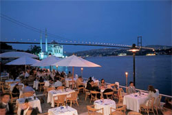 Istanbul has plenty of excellent restaurants and bars.