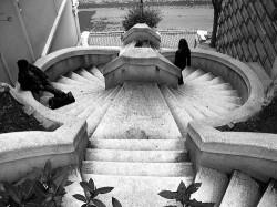 The Kamondo Steps in Karaköy, Istanbul.