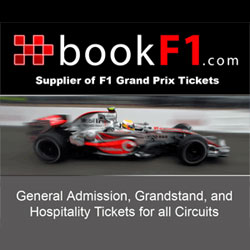 Book Your Tickets For the Turkish Grand Prix