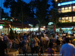 Fish restaurants in Anadolu Kavağı